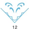 Рукоделие CD-99MA-012 Компостер фигурный (Узор №012)