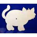 ПКФ Созвездие 045995 Циферблат Толстый кот