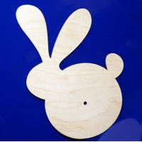 ПКФ Созвездие 046004 Циферблат Круглый заяц