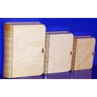 ПКФ Созвездие 046072 Набор книг-шкатулок (8, 10 и 12 см)