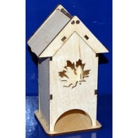 ПКФ Созвездие 046111 Чайный домик С кленовым листочком (мини)