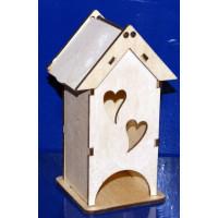ПКФ Созвездие 046112 Чайный домик С сердечками (мини)