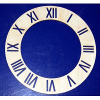 ПКФ Созвездие 046309 Круг для циферблата (римский)