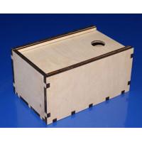 ПКФ Созвездие 046693 Коробочка-пенал для чайных пакетиков