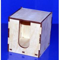 ПКФ Созвездие 046765 Блок для бумаг с крышкой