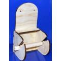 ПКФ Созвездие 046879 Держатель для туалетной бумаги