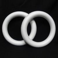 Туендатская мастерская D-027 Форма из пенопласта ВЕНОК (кольцо), 2 шт