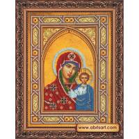 Абрис Арт АВ-074 Богородица Казанская