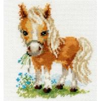 Алиса 0-114 Белогривая лошадка
