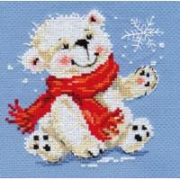 Алиса 0-53 Белый медвежонок