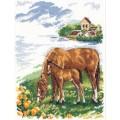 Алиса 1-03 Лошадки