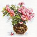 Алиса 2-09 Цветущий сад. Хризантемки