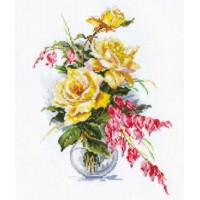 Алиса 2-20 Жёлтые розы