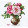 Алиса 2-21 Цветущий сад: Пионы