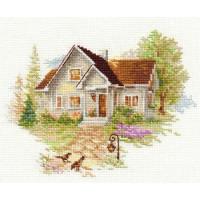 Алиса 3-20 Июльский домик
