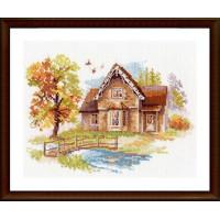 Алиса 3-21 Сентябрьский домик