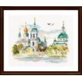 Алиса 3-23 Ростов Великий. Спасо-Яковлевский монастырь