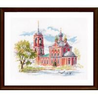 Алиса 3-24 Переславль-Залесский. Сорокосвятская церковь