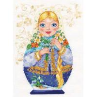 Алиса 6-04 Матрешки. Весна-красна