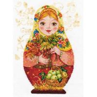 Алиса 6-06 Матрешки. Осенняя краса
