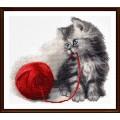 Alisena 1163 Котёнок с клубком