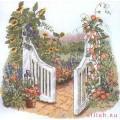 Anchor CC75390 Garden gate (Садовая калитка)