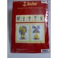 Anchor CC76096 Blue And Yellow Vases (Голубые и желтые вазы)
