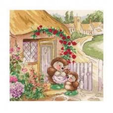 Набор для вышивания CTM0010 Flower For Mum (Цветы для мамы)