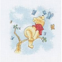 Anchor DPPT010 Pooh and Butterfly (Винни-Пух и бабочки)