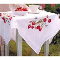 Anchor ETW16 Strawberries Tablecloth (Скатерть Земляника)