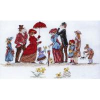 Anchor FL109 A Tip Of The Hat And A Friendly Chat (Приятная беседа и цветок на шляпку)
