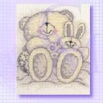 Набор для вышивания FRC191 A Bundle of Joy (На верху блаженства)