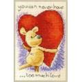 Anchor NL124                     Never Too Much Love (Много любви не бывает!)