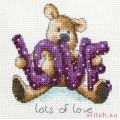 Anchor NL129                     Lots of Love (С любовью)