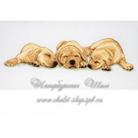 Anchor PCE726 Sleeping Labradors (Спящие лабрадоры)