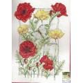 Anchor PCE937 Perfect Poppies (Маки в цвету)