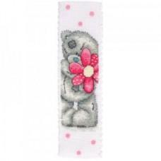 Набор для вышивания ТТ2002 Flower Hug Bookmark (Закладка Цветочные объятия)