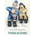 Anchor WG106                     Cracking Job Gromit ( из серии Уоллис и Громит)