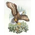 Bucilla 43686 Landing Eagle  (Орел приземляется)