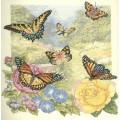 Bucilla 45438-BCL Butterfly Garden (Сад бабочек)