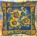 Candamar 30793                     Sunflower Pillow (Подушка Подсолнухи)