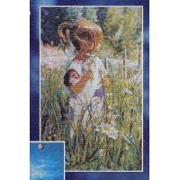 Candamar 51136 Picking Daisies Picture (Собирающая ромашки)
