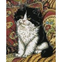 Candamar 51149 Kitty on Pillow (Котенок на подушке)