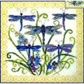 Candamar 51635 Dragonfly Jewels (Драгоценные стрекозы)