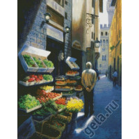 Candamar 52428 A Stroll In Florence (По улочкам Флоренции)