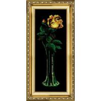 Чаривна Мить 129 Жёлтая роза