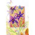 Чаривна Мить 179 Синие орхидеи