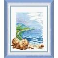 Чаривна Мить 209 Триптих У моря (левая часть)