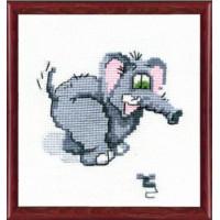 Чаривна Мить 214 Слон и мышь