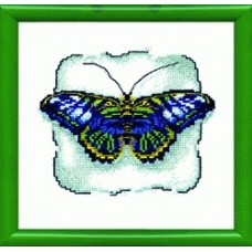 Набор для вышивания 222 Бабочка Фараон